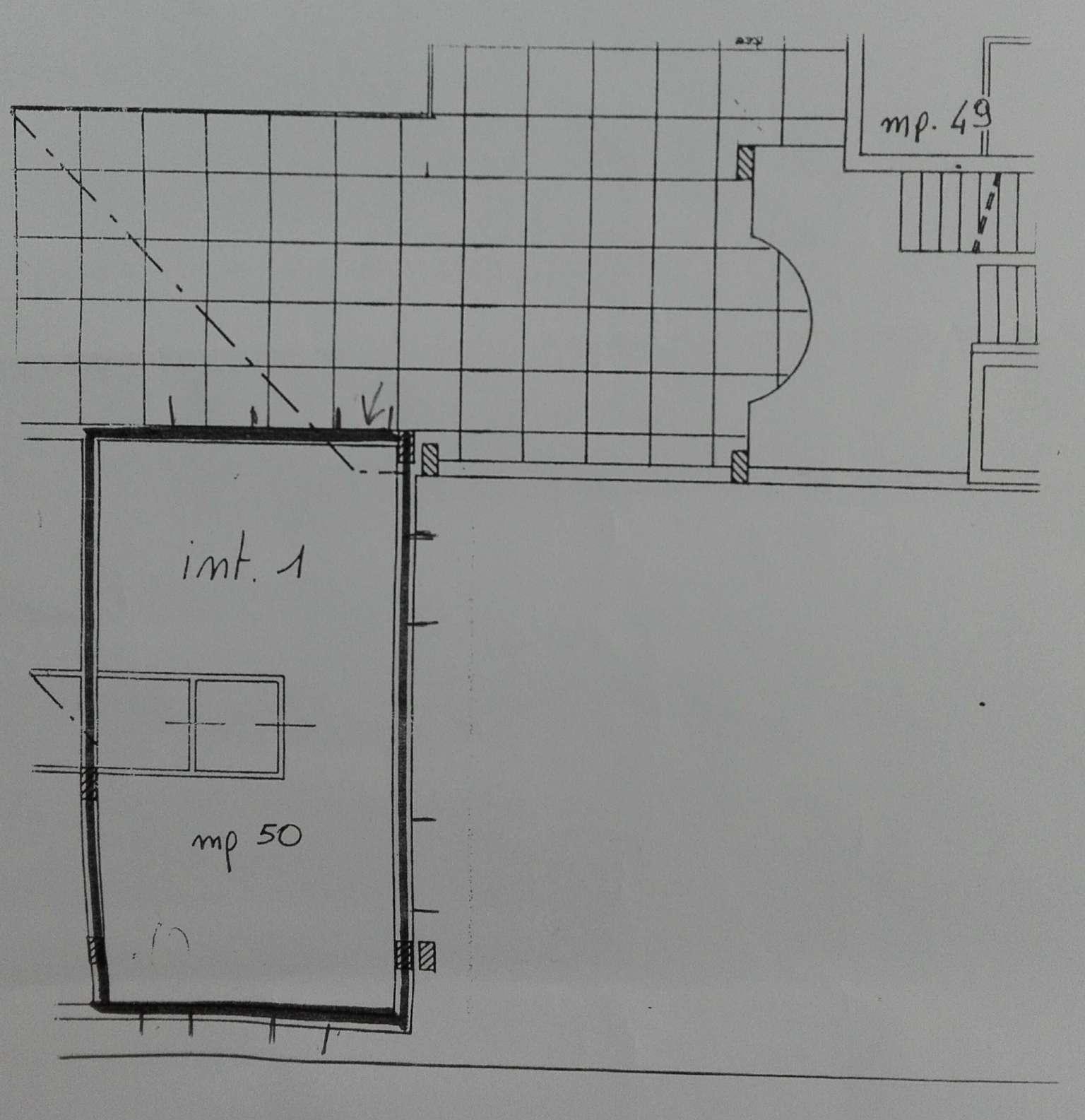 Ufficio / Studio in affitto a Cattolica, 1 locali, prezzo € 850   CambioCasa.it