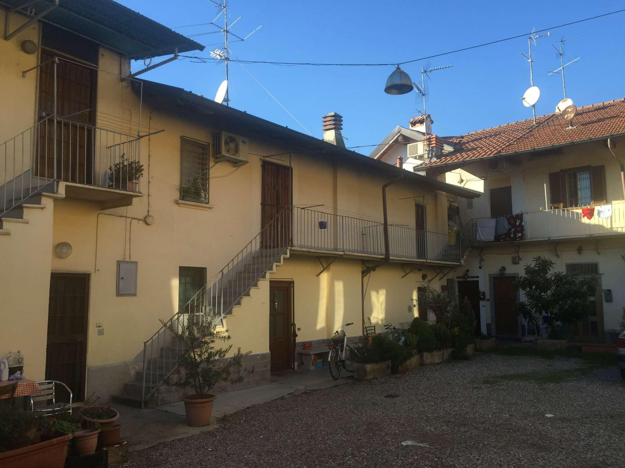 Appartamento in vendita a Cornaredo, 2 locali, prezzo € 85.000   CambioCasa.it