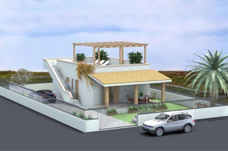 Villa in vendita a Realmonte, 5 locali, prezzo € 130.000 | Cambiocasa.it