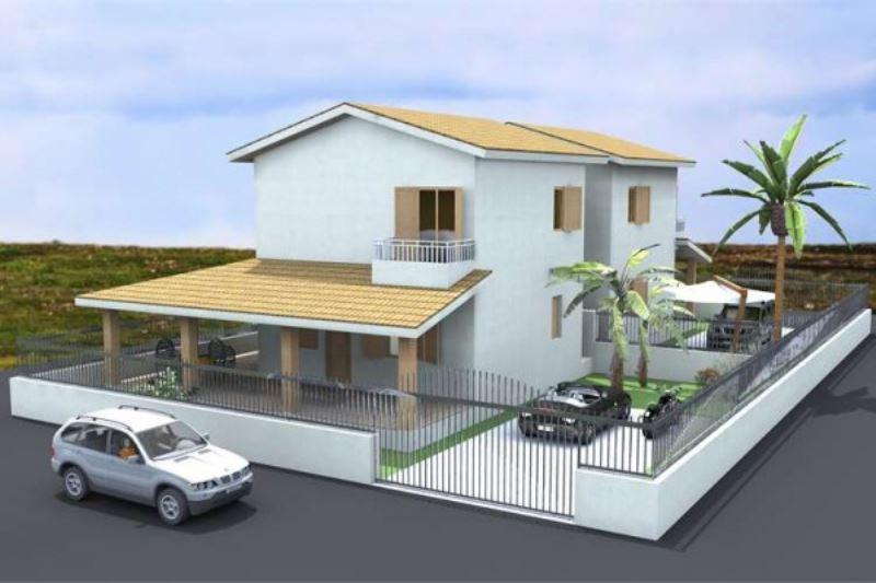 Villa in vendita a Realmonte, 5 locali, prezzo € 250.000 | Cambiocasa.it