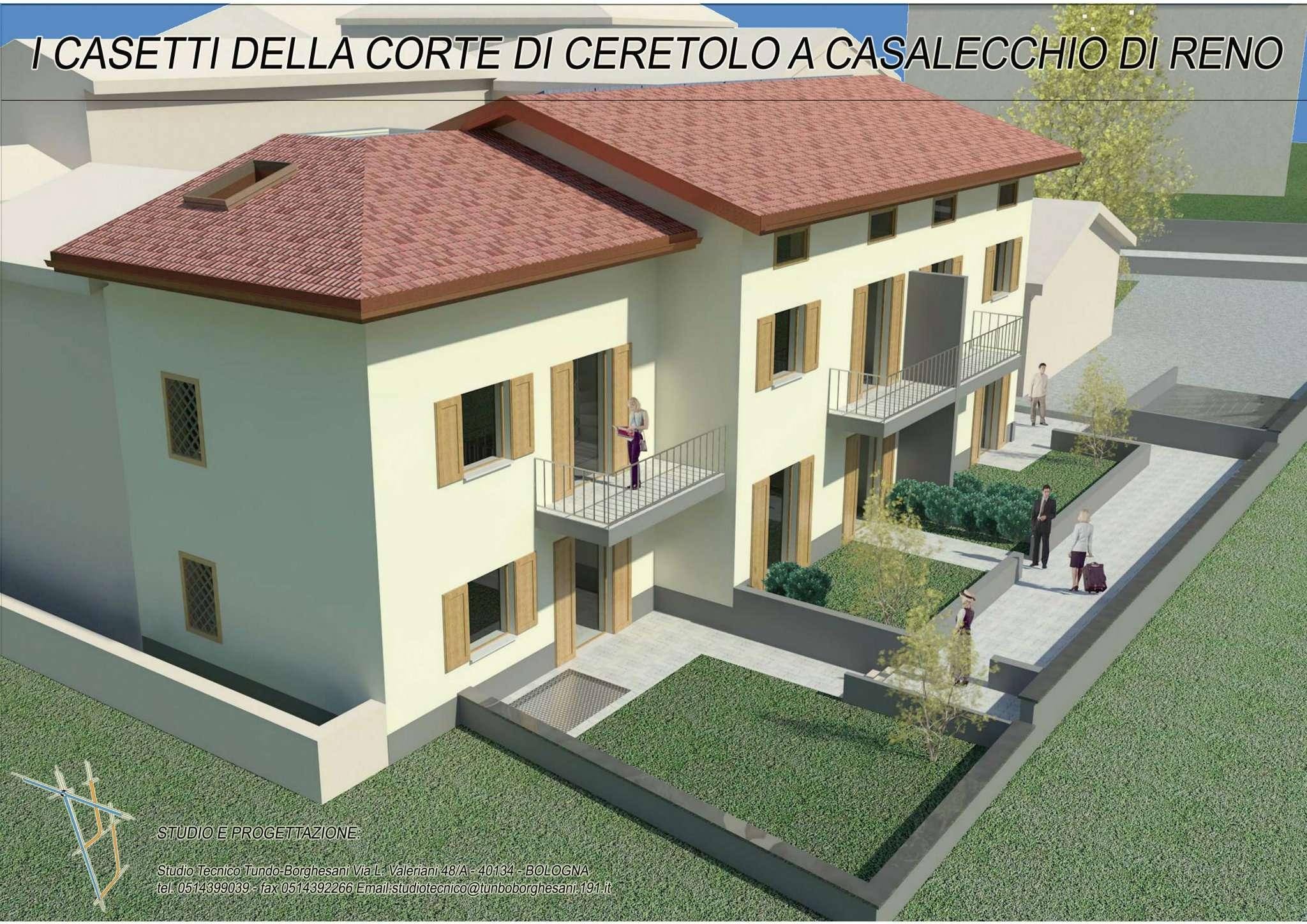 Soluzione Semindipendente in vendita a Casalecchio di Reno, 5 locali, prezzo € 450.000 | Cambio Casa.it