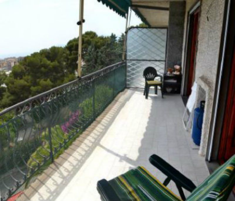 Bilocale Bordighera Via Conca Verde 3