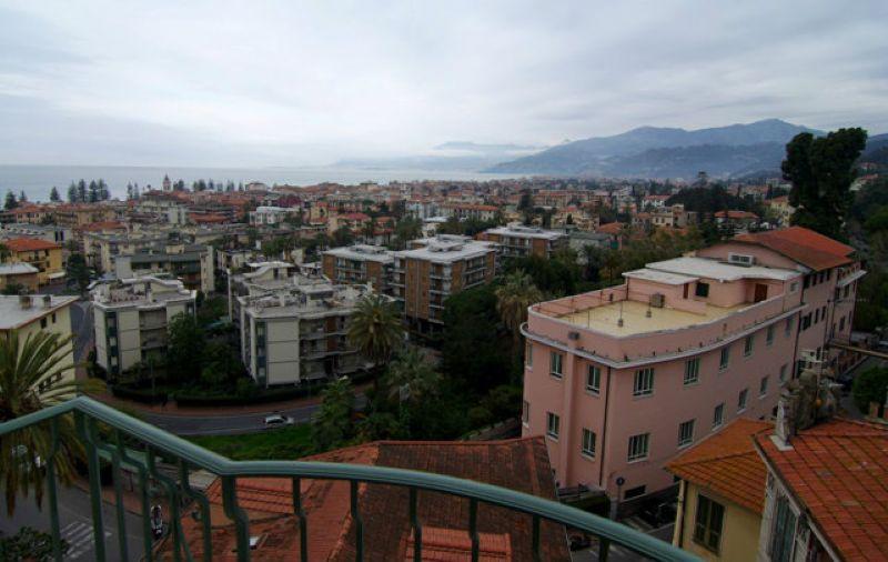 Bilocale Bordighera Via Romana 1