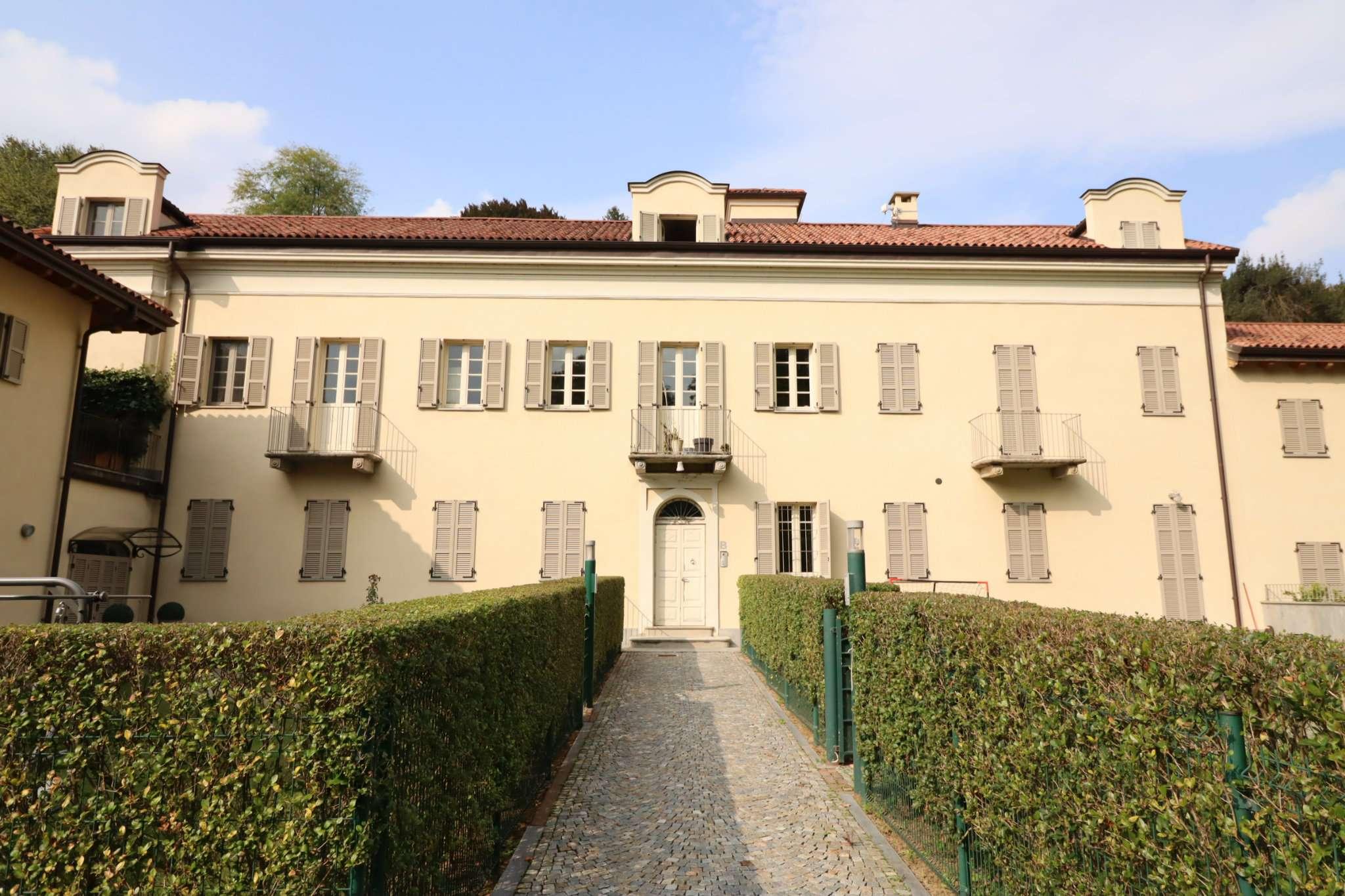 Foto 1 di Quadrilocale strada comunale Superga 21, Torino (zona Precollina, Collina)