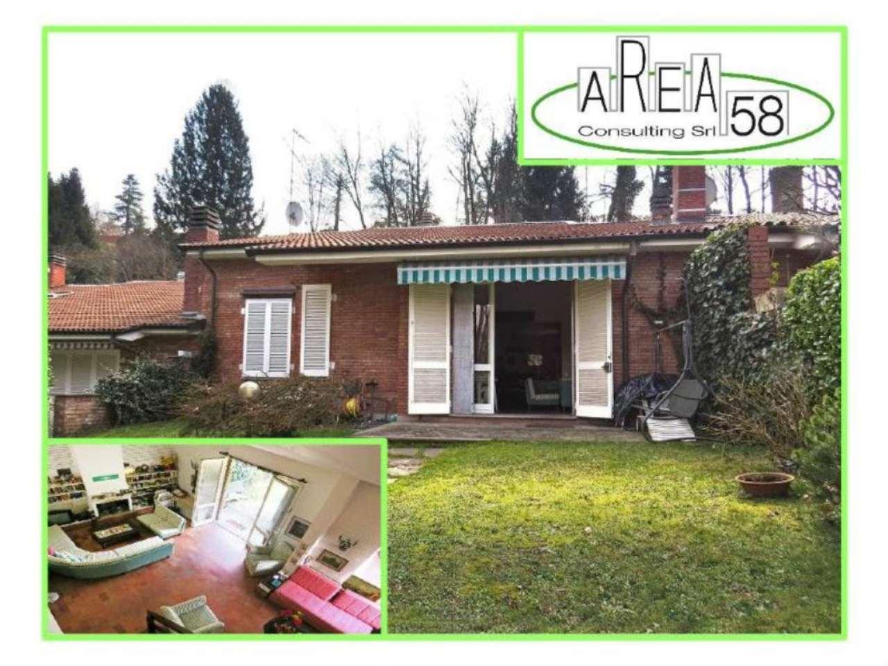 Villa in affitto a Carimate, 4 locali, prezzo € 1.000 | Cambio Casa.it