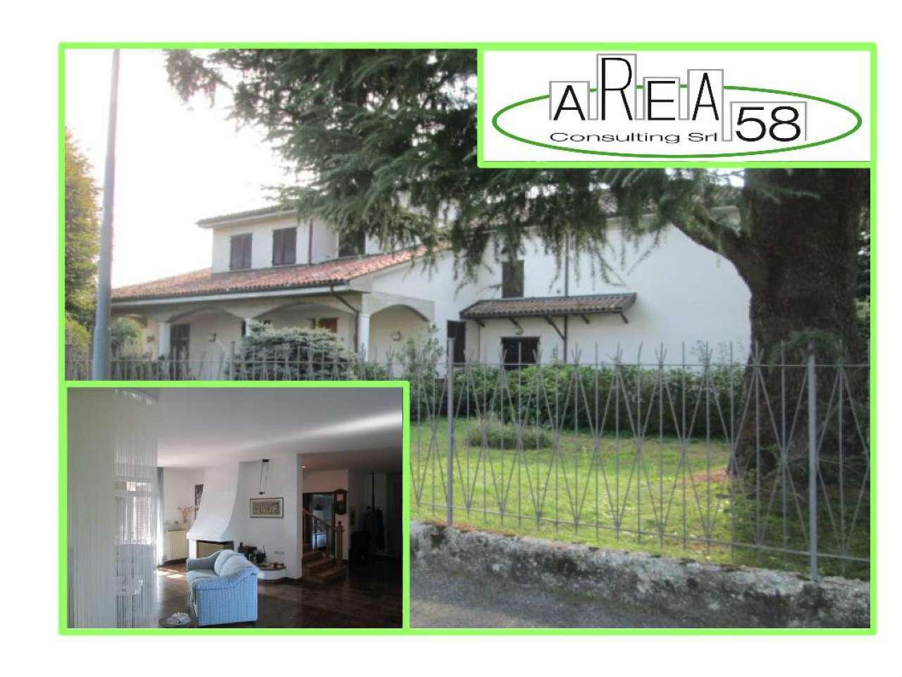 Villa in vendita a Gropello Cairoli, 5 locali, prezzo € 345.000 | Cambio Casa.it