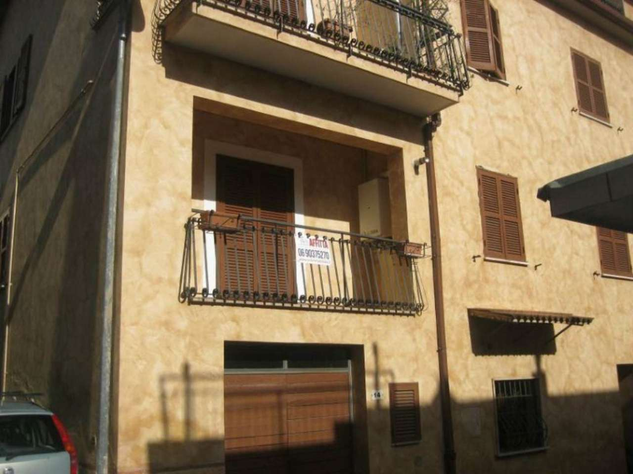Appartamento in affitto a Capena, 4 locali, prezzo € 550 | Cambio Casa.it