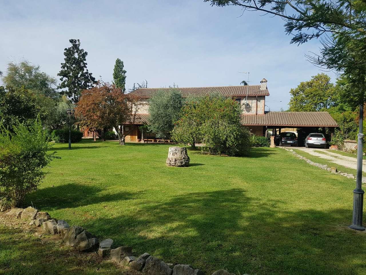 Villa in affitto a Fiano Romano, 6 locali, prezzo € 2.500 | CambioCasa.it