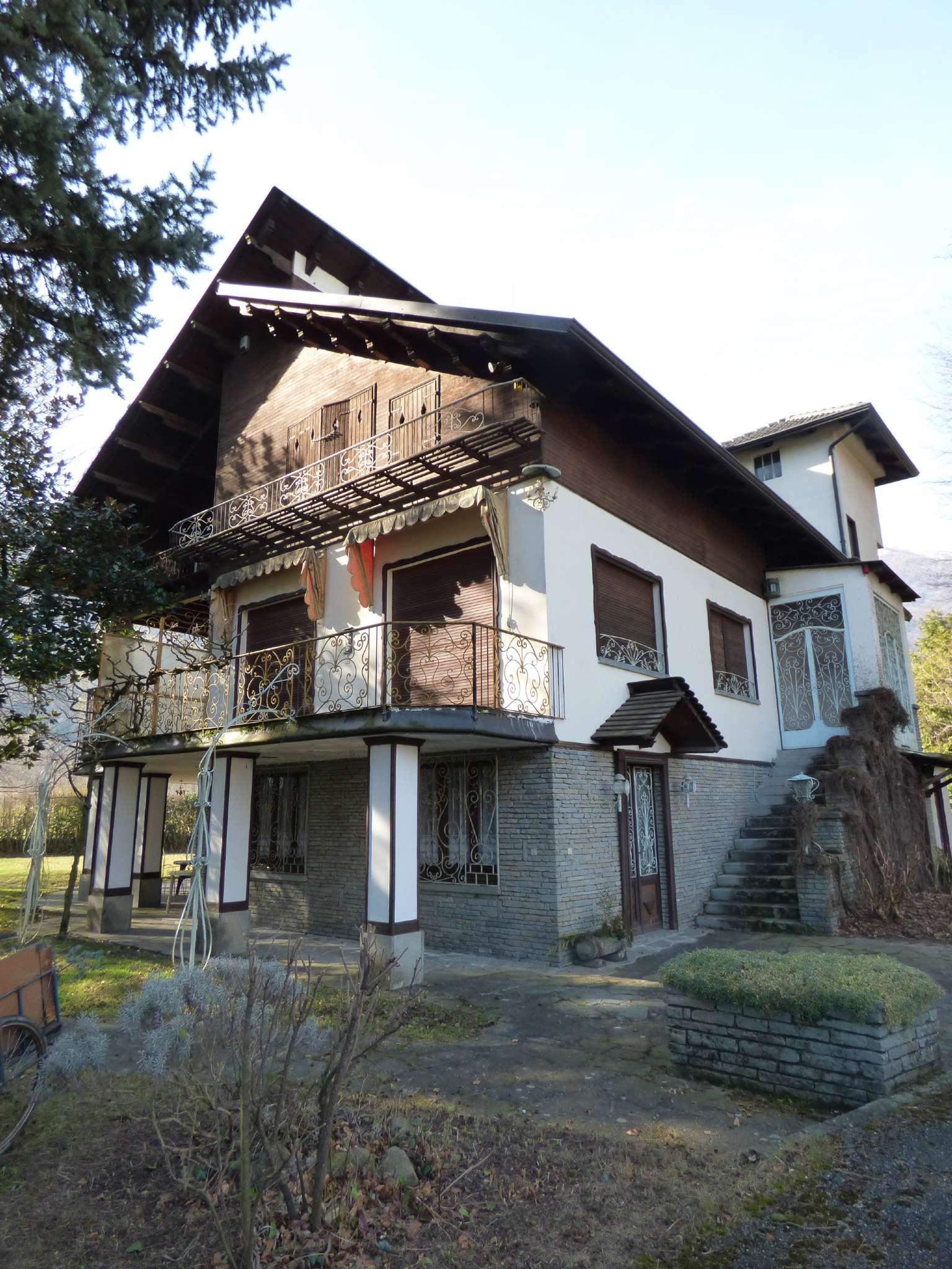 Villa in Vendita a Sant'Antonino di Susa