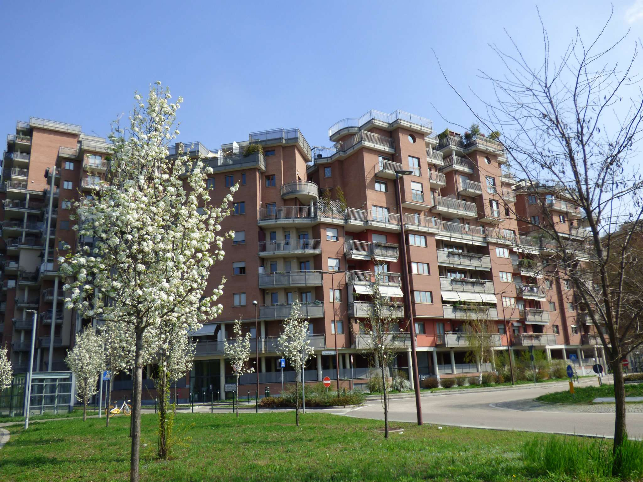 Immagine immobiliare parco dora signorile appartamento panoramico parco dora nel complesso recente e signorile