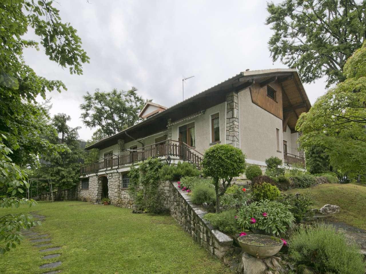 Villa in vendita via Monginevro 27 Rivalta di Torino