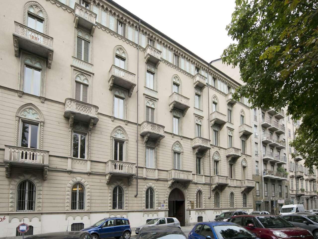 Attico/Mansarda in affitto Zona Crocetta, San Secondo - corso Re Umberto Torino