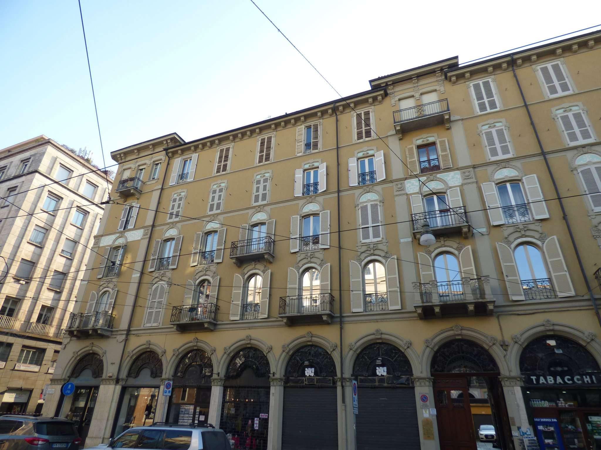 Ufficio in affitto Zona Centro - corso Matteotti 5 Torino