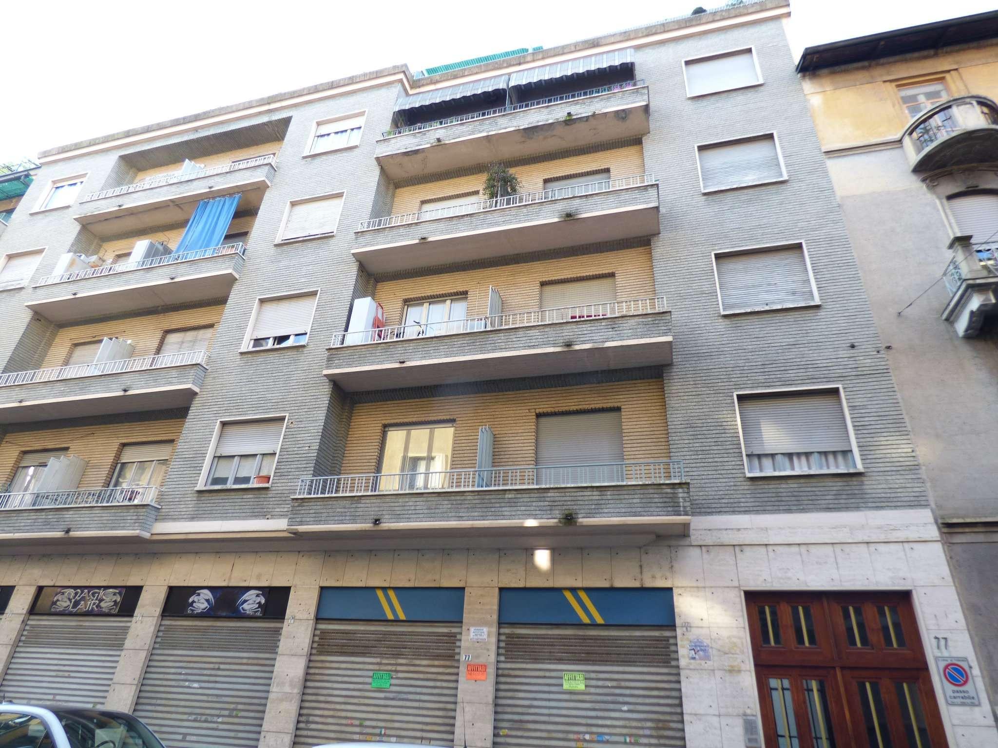 Appartamento in vendita Zona Cit Turin, San Donato, Campidoglio - via Principessa Clotilde 77 Torino