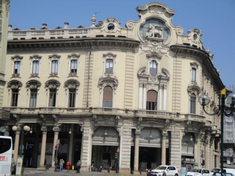 Ufficio in affitto Zona Centro - via Cernaia Torino