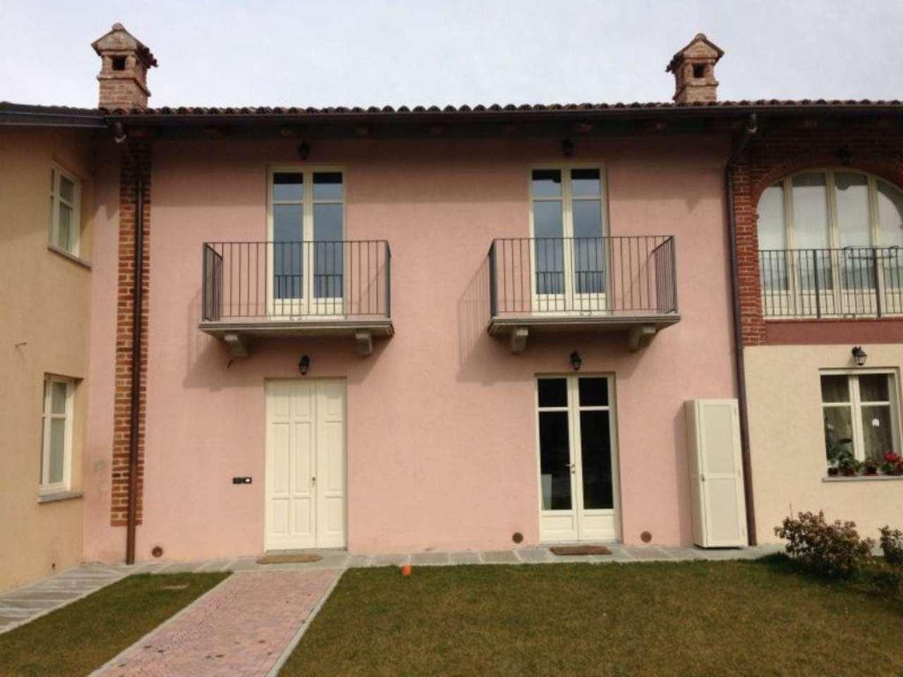 Villa a Schiera in vendita a Moriondo Torinese, 4 locali, prezzo € 180.000 | Cambio Casa.it