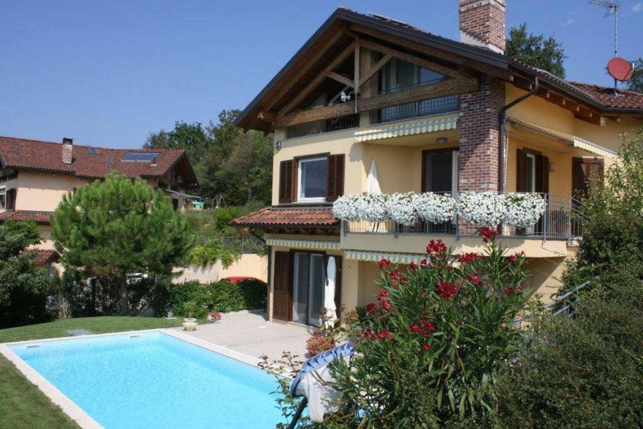 Villa in vendita a Montaldo Torinese, 8 locali, prezzo € 760.000 | Cambio Casa.it
