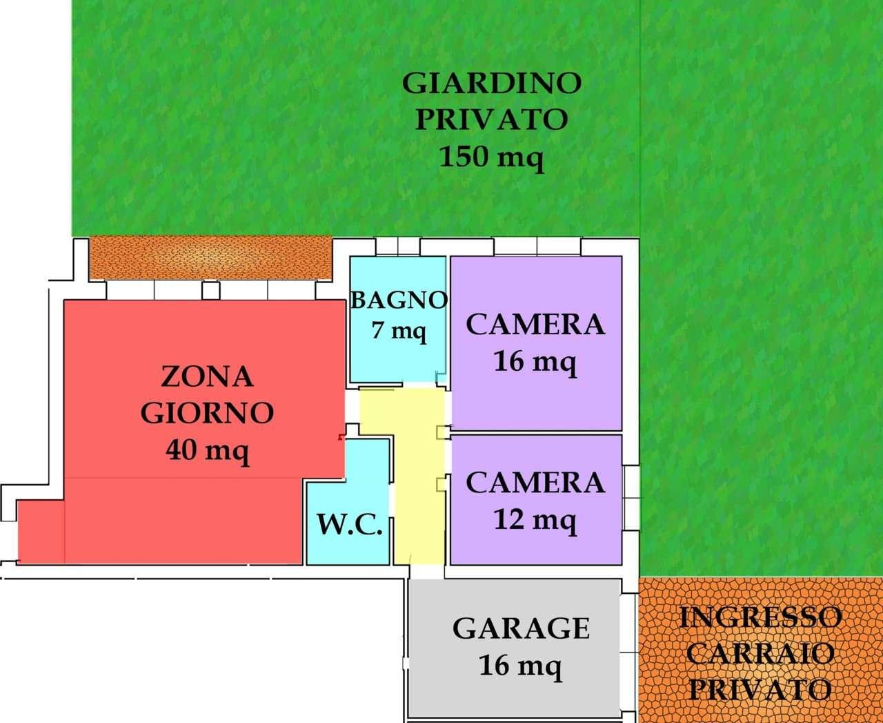 Appartamento in vendita a Vigonovo, 3 locali, prezzo € 170.000 | CambioCasa.it