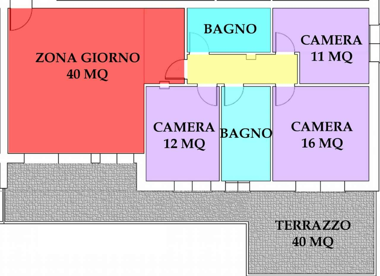 Appartamento in vendita a Vigonovo, 4 locali, prezzo € 190.000 | Cambio Casa.it