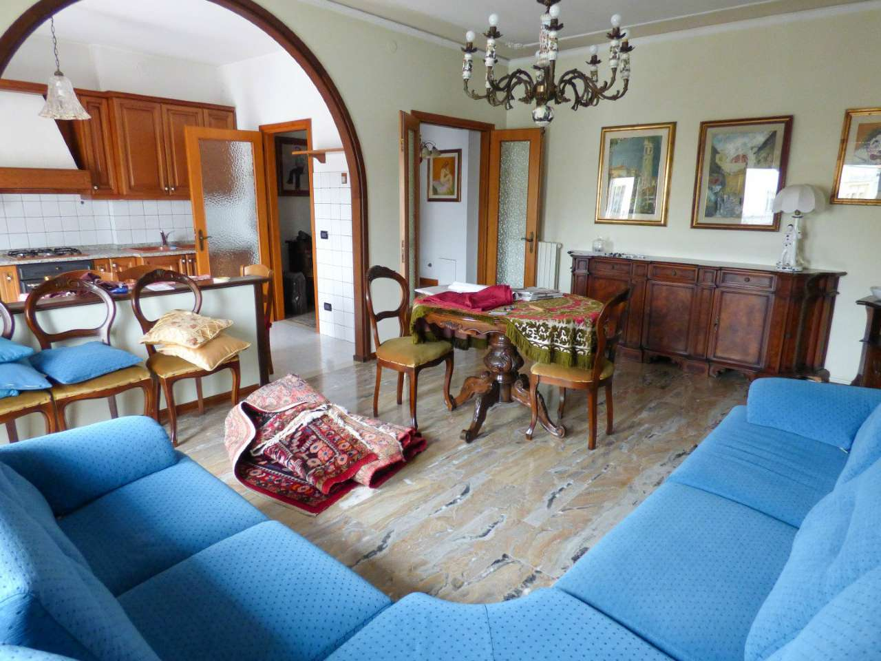 Appartamento in vendita a Sant'Angelo di Piove di Sacco, 5 locali, prezzo € 125.000 | Cambio Casa.it