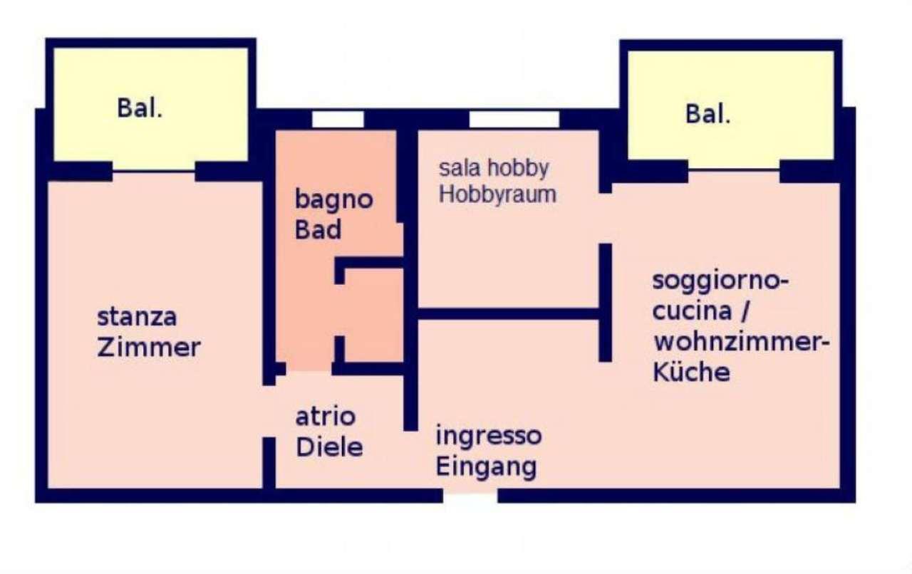 Appartamento in Vendita a Vadena