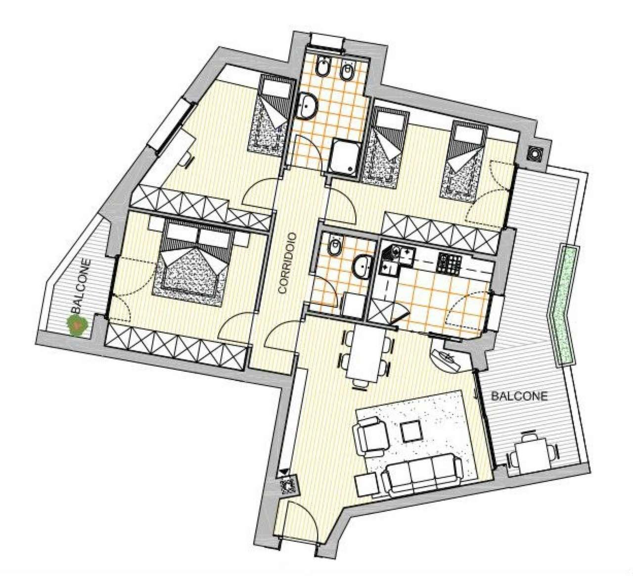 Appartamento in Vendita a Laives