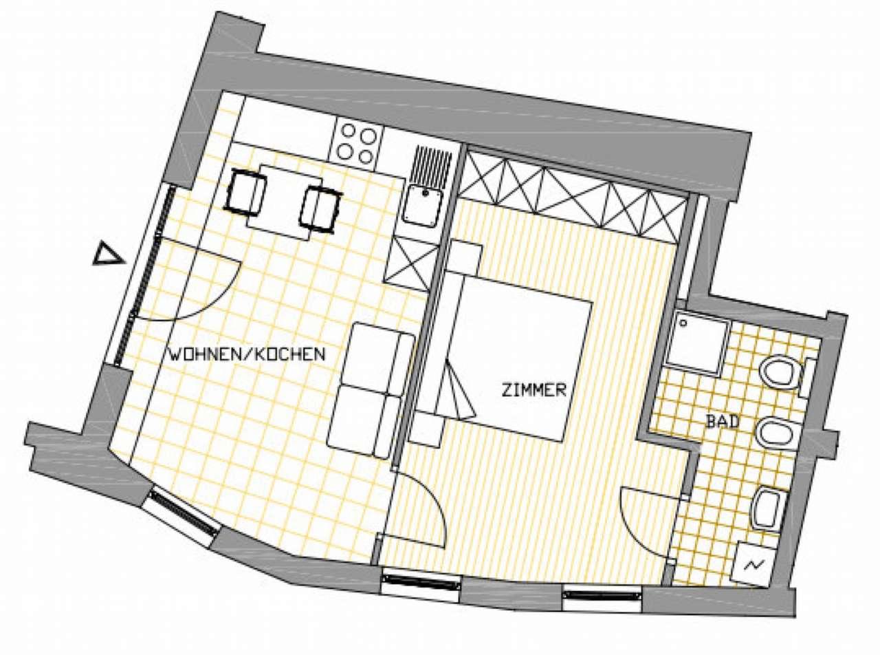 Appartamento in vendita a Caldaro sulla Strada del Vino, 2 locali, prezzo € 145.000 | CambioCasa.it
