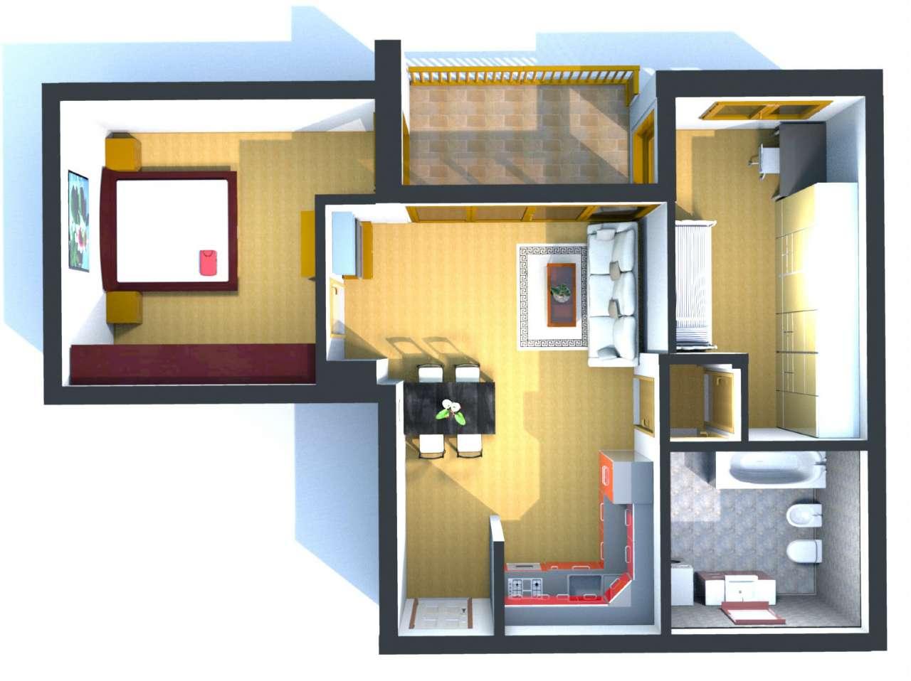 Appartamento in vendita a Termeno sulla Strada del Vino, 3 locali, prezzo € 250.000 | CambioCasa.it