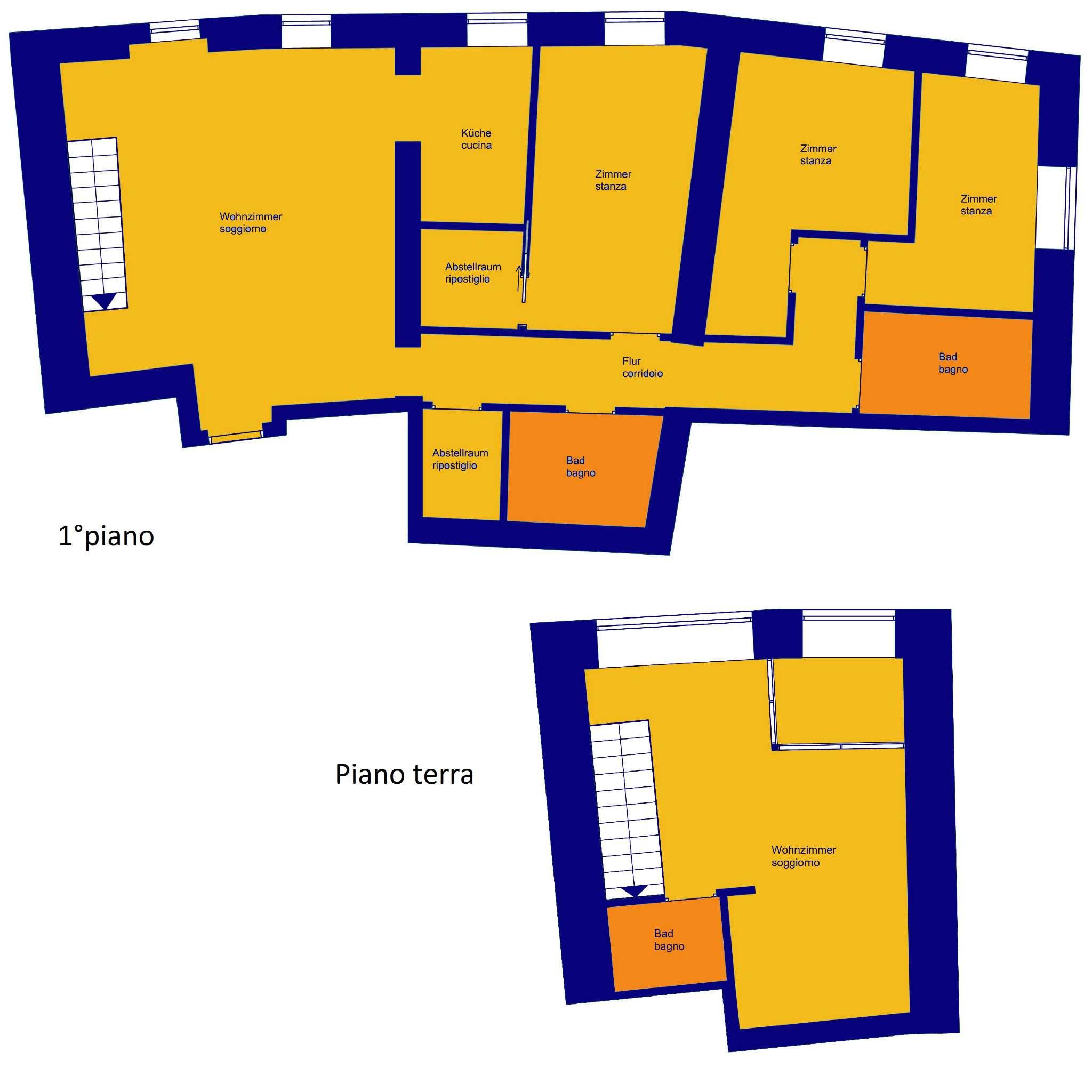 Appartamento In Vendita A Bolzano 5 Locali Prezzo EUR 860000