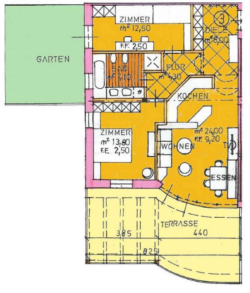 Appartamento in vendita a Renon, 3 locali, prezzo € 380.000 | CambioCasa.it