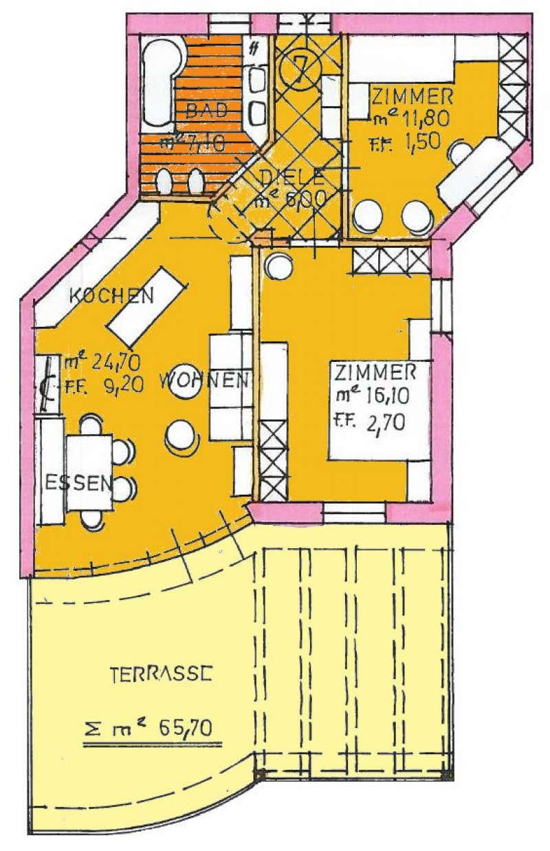 Appartamento in vendita a Renon, 3 locali, prezzo € 375.000 | CambioCasa.it