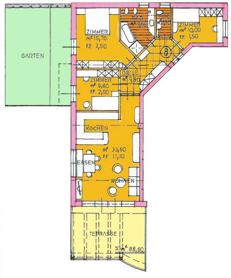 Appartamento in vendita a Renon, 4 locali, prezzo € 450.000 | CambioCasa.it