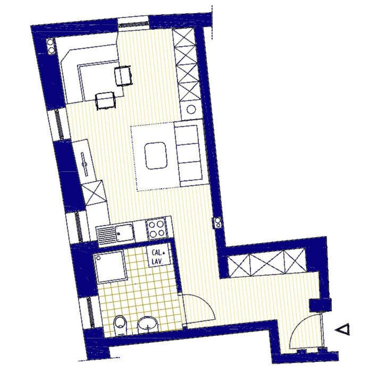 Appartamento in Vendita a Caldaro sulla Strada del Vino