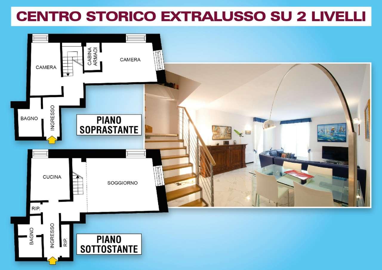 Foto 1 di Appartamento Zona Via San Lorenzo, Genova (zona Centro, Centro Storico)
