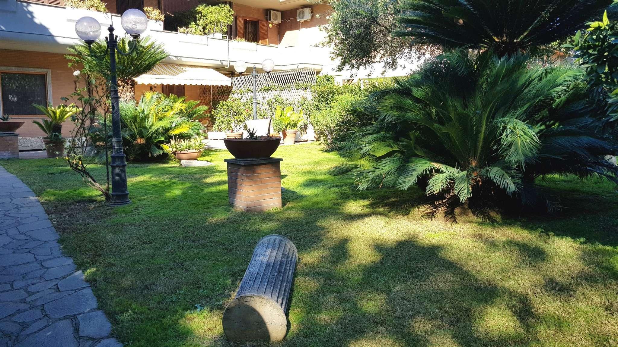 Villa in affitto a Roma in Via Rhodesia