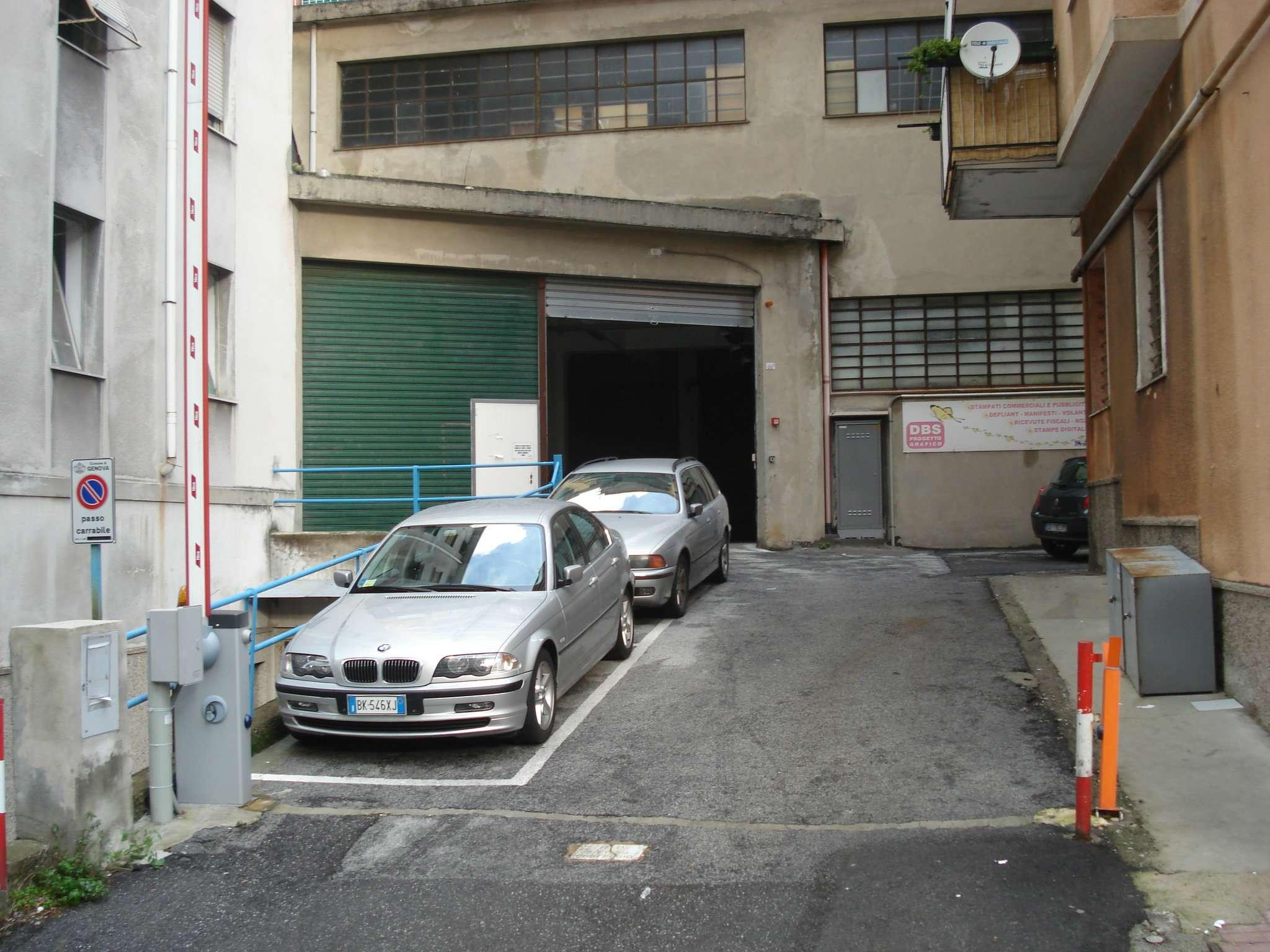 Box / Garage in affitto a Genova, 1 locali, zona Zona: 4 . S.Fruttuoso-Borgoratti-S.Martino, prezzo € 120 | Cambio Casa.it