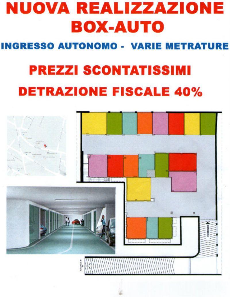 Box / Garage in vendita a Bisceglie, 10 locali, prezzo € 10 | CambioCasa.it