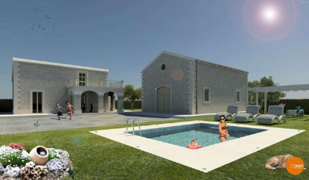 Villa in vendita a Rosolini, 4 locali, prezzo € 180 | Cambio Casa.it