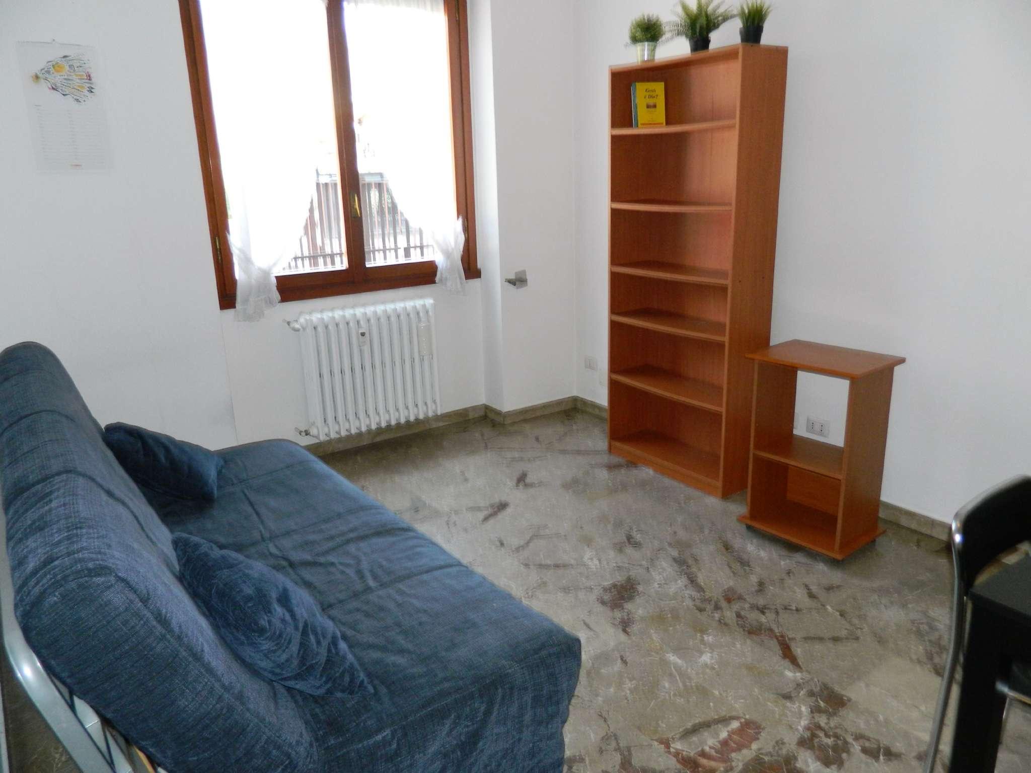 Appartamento in Affitto a Milano 20 Bicocca / Crescenzago / Cimiano: 1 locali, 30 mq