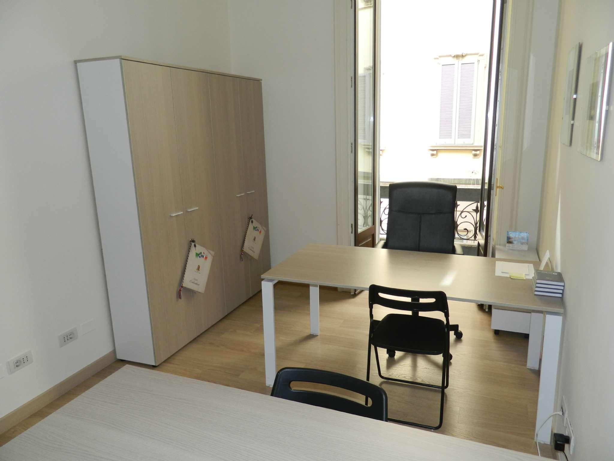 Ufficio-studio in Affitto a Milano 01 Centro storico (Cerchia dei Navigli):  5 locali, 10 mq  - Foto 1
