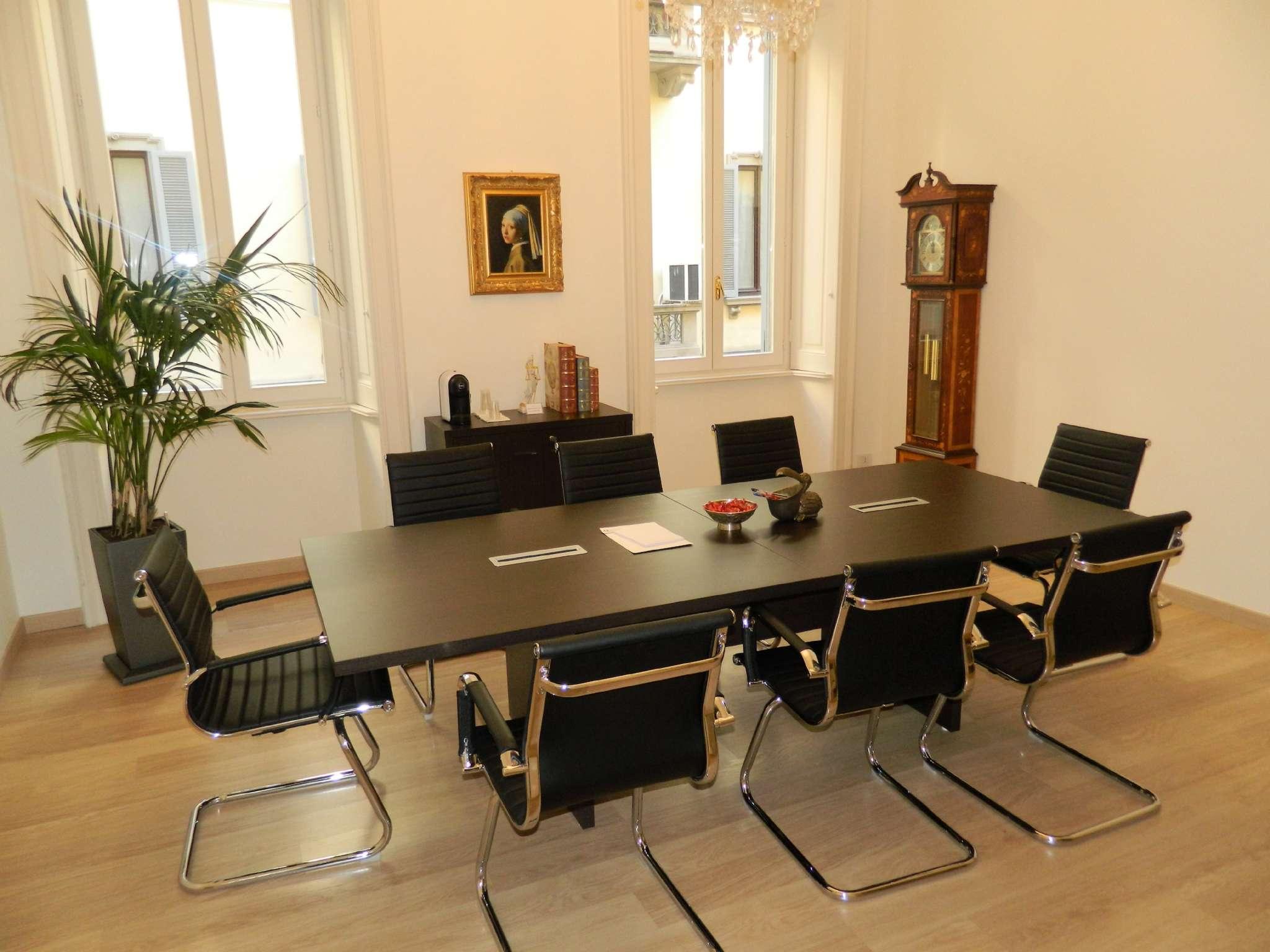 Ufficio-studio in Affitto a Milano 01 Centro storico (Cerchia dei Navigli): 136 mq  - Foto 1