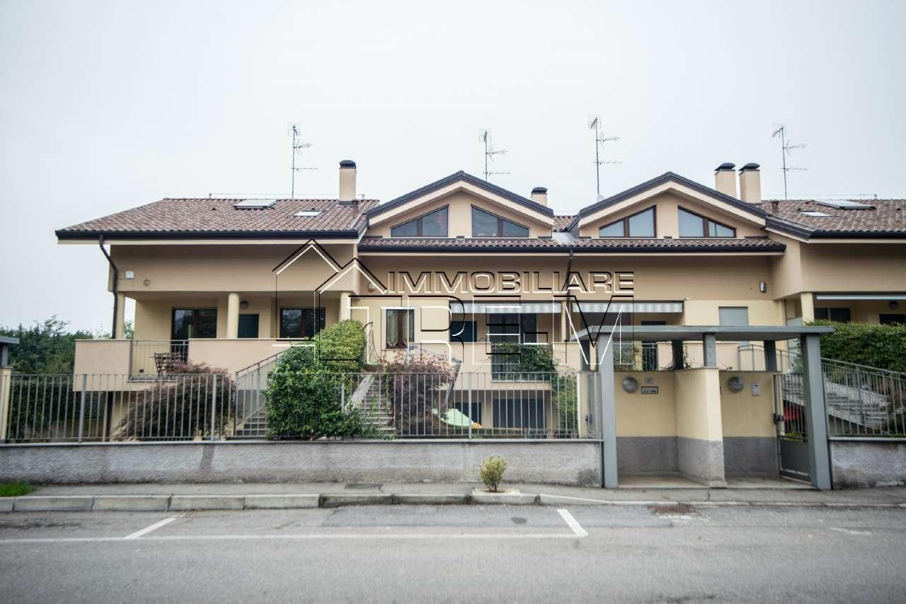 Villa a Schiera in Vendita a Nerviano