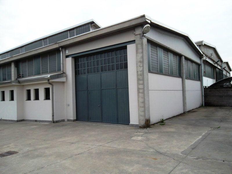 capannone Affitto Pogliano Milanese