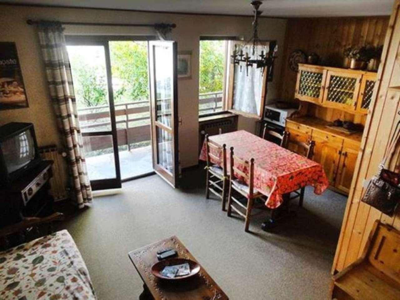 Appartamento in affitto a Morgex, 2 locali, prezzo € 500 | Cambio Casa.it