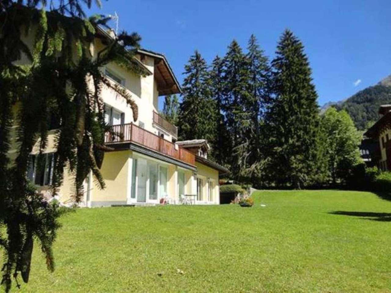Appartamento in affitto a Courmayeur, 6 locali, Trattative riservate | Cambio Casa.it