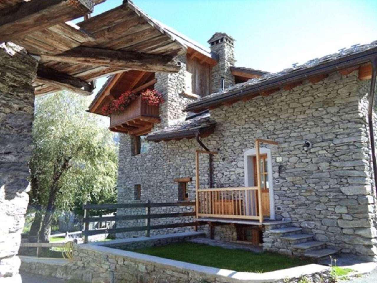 Appartamento in vendita a Morgex, 3 locali, prezzo € 230.000 | Cambio Casa.it