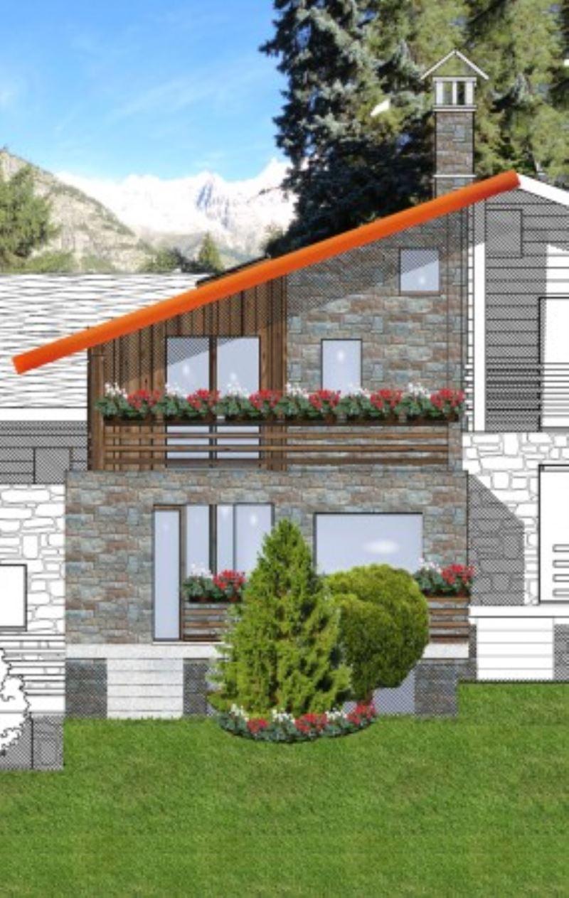 Villa in vendita a Courmayeur, 9 locali, prezzo € 1.450.000 | Cambio Casa.it