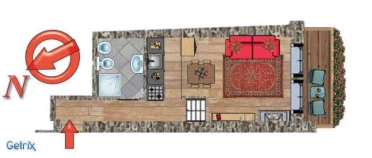 Appartamento in vendita a La Salle, 1 locali, prezzo € 85.000   Cambio Casa.it
