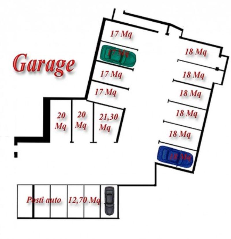 Box / Garage in vendita a La Salle, 1 locali, prezzo € 28.000 | Cambio Casa.it