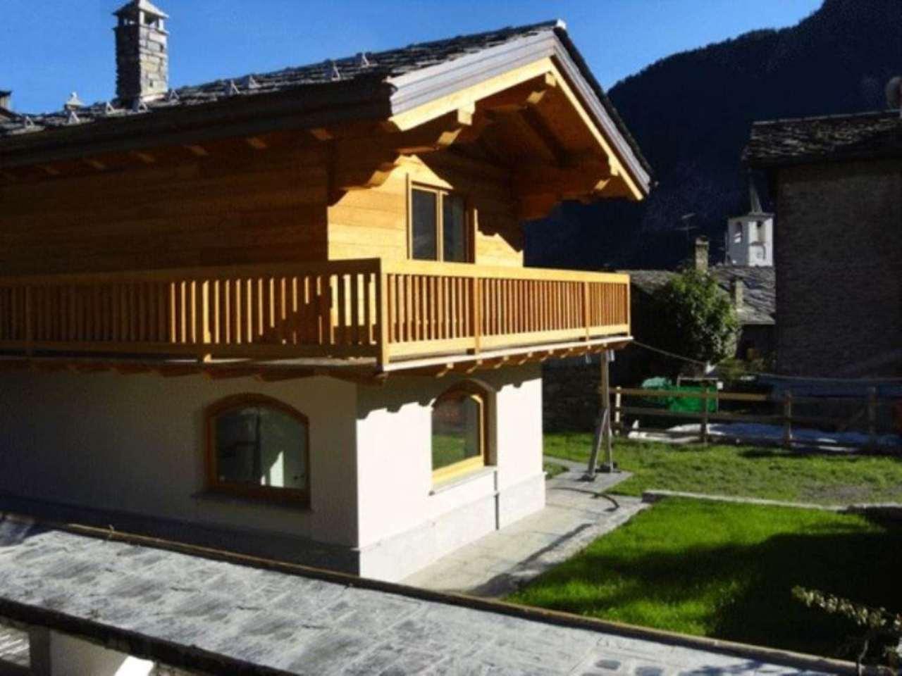 Villa in vendita a Courmayeur, 6 locali, Trattative riservate | Cambio Casa.it